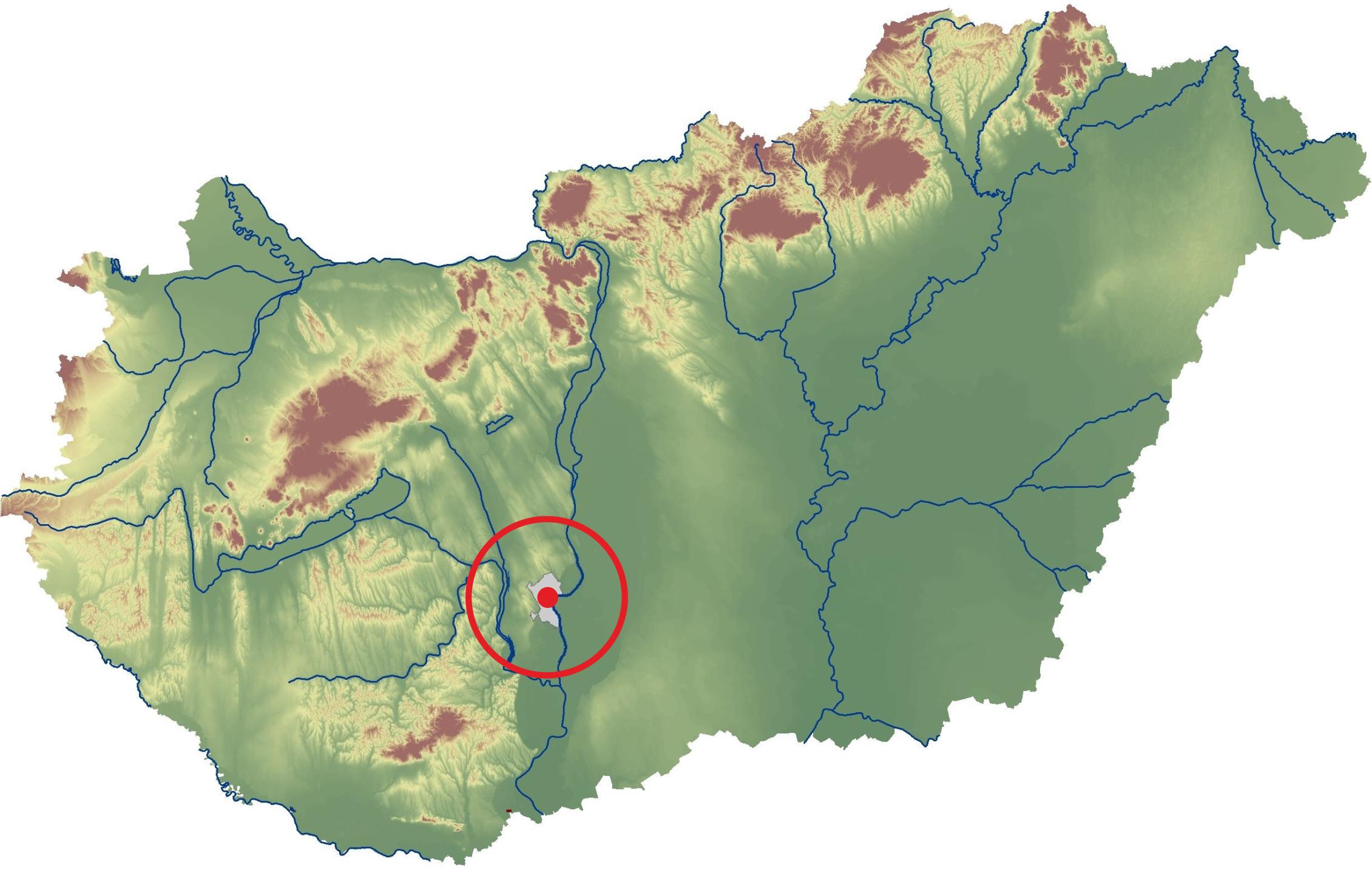 paks térkép Oktatási anyagok